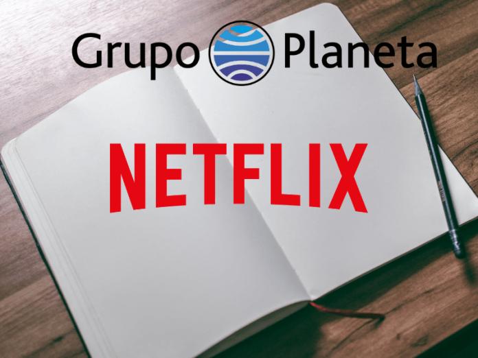 Netflix y Grupo Planeta llevarán al papel algunas de las series más aclamadas de la plataforma