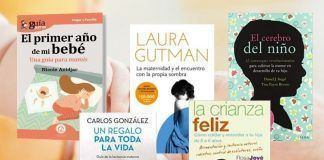 Cinco libros imprescindibles para mamás