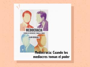 Mediocracia - Política