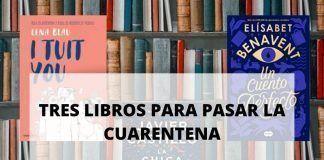 libros cuarentena